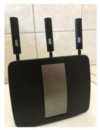 Roteador Wi-fi Linksys Ea9200 Ac3200 Tri-band