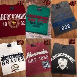 Título do anúncio: Pra os Amantes de Camisetas Abercrombie Originais