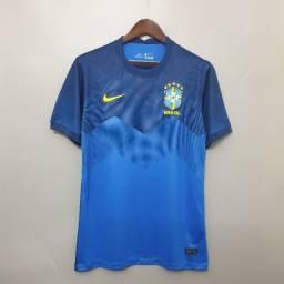 Camisas de futebol - Brasil, Holanda, Alemanha, Inglaterra (Copa América e Eurocopa)