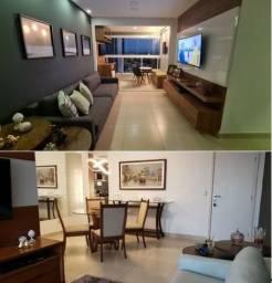 Apartamento a venda no Altiplano 3 quartos com andar alto e posição sul