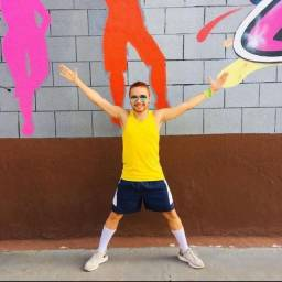 Título do anúncio: Instrutor Marvin zumba Fitness