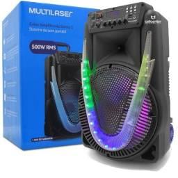Título do anúncio: Caixa de som Multilaser vendo/troco