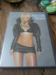 Dvd Britney Spears Greatest Hits: My Prerogative(Russo) Novo