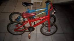 Título do anúncio: 3 bicicletas infantil