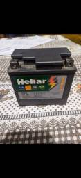 Título do anúncio: Bateria heliar usada 50$