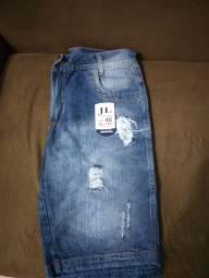 Bermuda jeans s/lycra