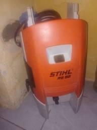 Título do anúncio: Lavadora de alta pressão para vender logo