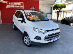 Ford EcoSport SE 2.0  Powershift 2014 BRANCA FLEX
