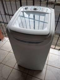 Máquina de lavar Electrolux turbo economia 8kg ZAP 988-540-491 aceito cartão