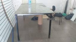Título do anúncio: Painel canaletado, balcão e mesa