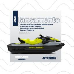 Título do anúncio: Seadoo GTI 170 Boatlux Cotas Náuticas Balneário Camboriú