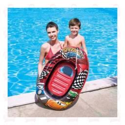 Título do anúncio: Bóia Bote sem volante Spedway Homem Aranha