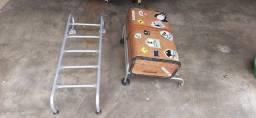 Título do anúncio: Acessorios Fusca Maleiro, Escada, Paralamas