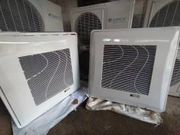 6 unidades de ar condicionado 60.000 .