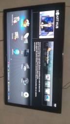 Smat tv Samsung 46pl vendo ou troco por som potente