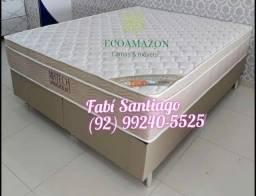 Título do anúncio: QUEEN SIZE cama Queen size ORTOBOM Air