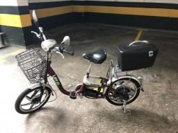 Título do anúncio: Vendo Bicicleta E-BIKE LEV