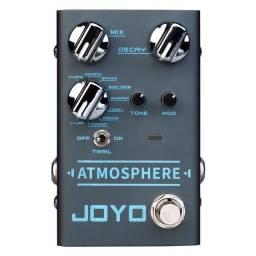 Título do anúncio:  Pedal Reverb Atmosphere JOYO Guitarra/violão