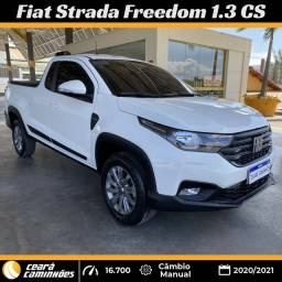 Título do anúncio: Fiat Strada Freedom 1.3 C.S Plus 2020/2021