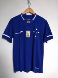 Camisa Cruzeiro home 2015 Penalty De Arrascaeta