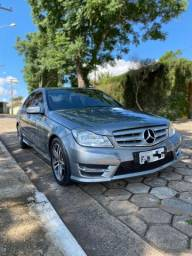 Título do anúncio: Mercedes C180 Sport 1.6 turbo baixo km