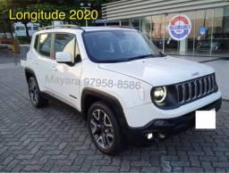 Jeep Renegade 2020 1.8 longitude flex falar com Mayara