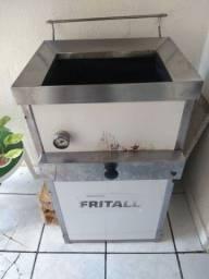 Título do anúncio: Máquina de fritura industrial