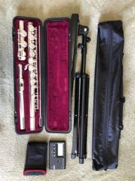 Flauta Transversal Yamaha F100SII