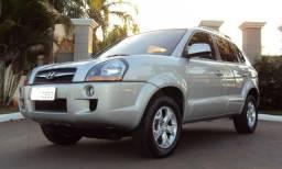 Hyundai Tucson GLS/B, Automática ano 2011 - 2011