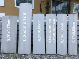 Artefatos de cimento Silveira/ capa de muro