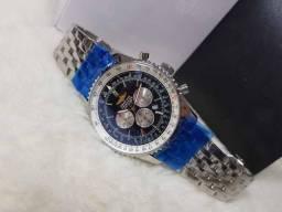 87a95d66de5c7 Relógio - Codigo modelo 520072 - Cronografo - Datador - Tam Gr
