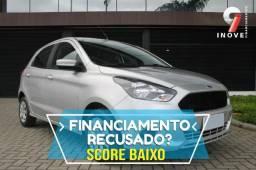 Ford Ka Score Baixo Pequena Entrada - 2014