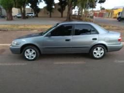 Corolla 2002 motor travado - 2002