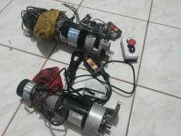 Motor porta de enrolar