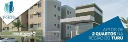 14- Apartamento com 2 quartos no Turu