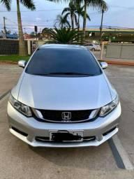 Honda Civic 2.0 LXR 16v flex automático 2015 - 2015