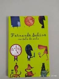 "Livro ""Fernando Sabino na sala de Aula"""
