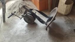 Cadeira Suspensa P/ Pintura Limpeza Fachada Predial