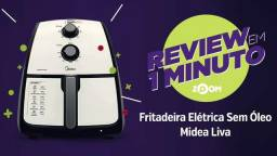 Fritadeira Elétrica sem Óleo 4 Litros 1500W 127V( Frete Grátis)