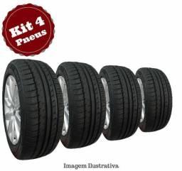 10x s/ juros Kit 4 Pneus 205/55 R16 c/ 1 Ano Garantia GW Tyres