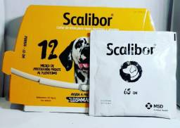 Coleira Scalibor MSD Antipulgas Coleira anti-pulgas e carrapatos