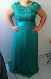 Vestido de formatura 46