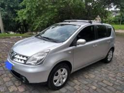 Nissan LIVINA 1.8 FLEX - 2010