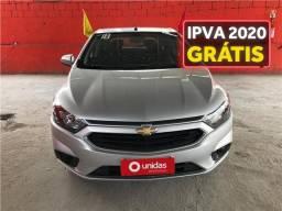 Chevrolet Onix 1.0 mpfi lt 8v flex 4p manual - 2018