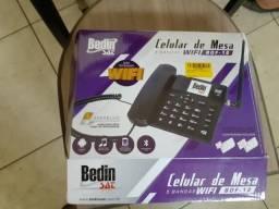 Telefone rural completo