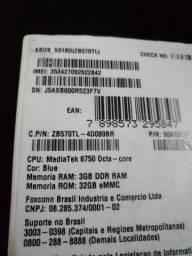 Zenfone max plus m1 R$ 600