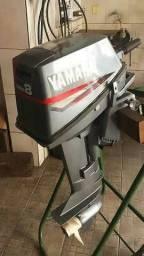Motor de popa Yamaha 8 hp - 2008