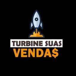 Turbine suas vendas ( celular, eletrodomésticos, automóvel e etc.)