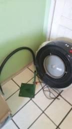 Torro climatizador comercial evaporativo