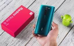 Xiaomi Redmi Not 8 Pro 128Gb-Novos Versão Global- Todas as cores